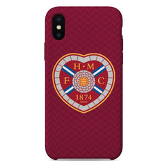 Heart of Midlothian F.C. Crest 1989 Home Phone Case