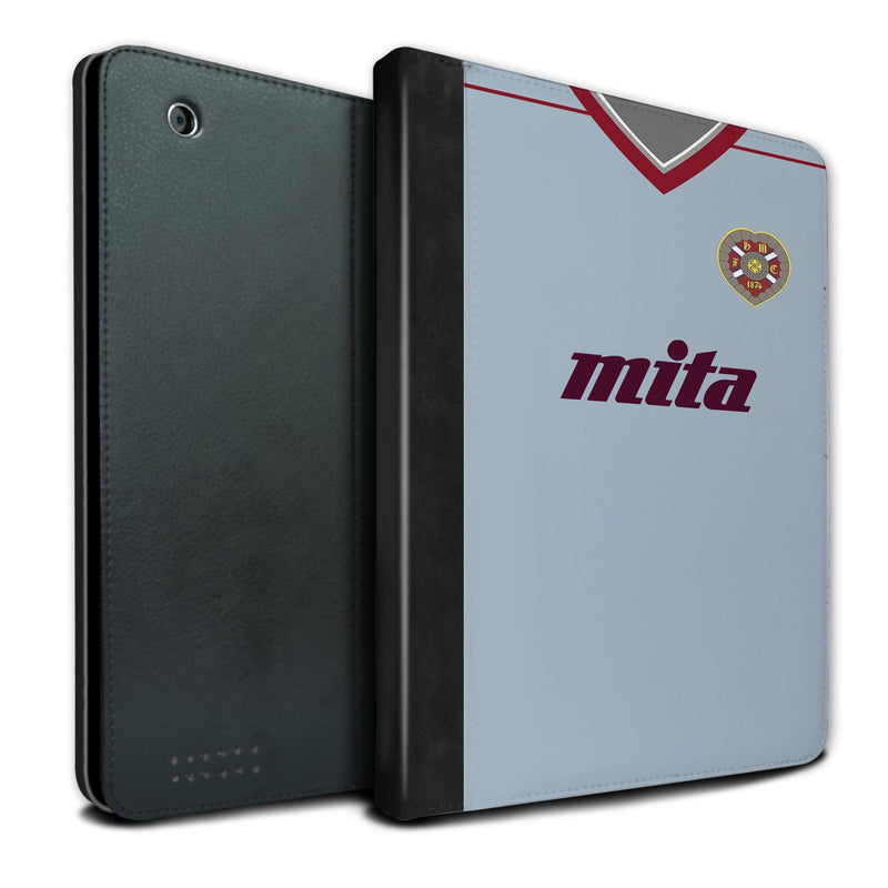 Heart Of Midlothian 1985-1986 Away Shirt iPad Case