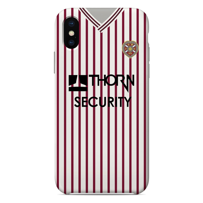 Heart of Midlothian F.C. 1989/90 Away Shirt Phone Case