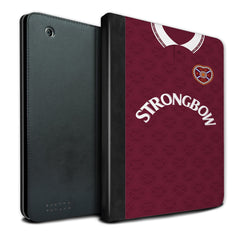 Heart Of Midlothian 1992-1993 Home Shirt iPad Case