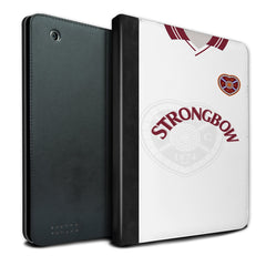 Heart Of Midlothian 1997-1998 Away Shirt iPad Case