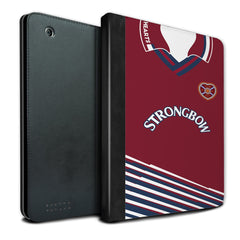 Heart Of Midlothian 1998-1999 Home Shirt iPad Case