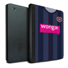 Heart Of Midlothian 2011-2012 Away Shirt iPad Case