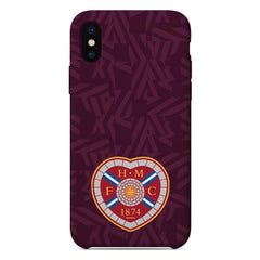 Heart of Midlothian F.C. Crest 2019 Home Phone Case
