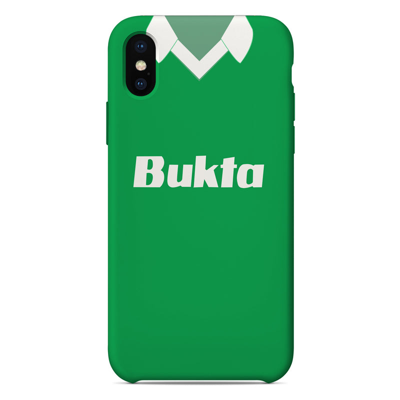Hibernian F.C. 1977-79 Home Shirt Phone Case