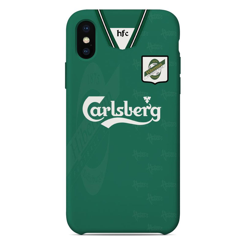 Hibernian F.C. 1972 League Cup Final Shirt Phone Case