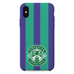 Hibernian F.C. Crest 1994 Away Phone Case