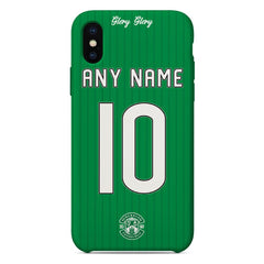 Hibernian F.C. 2019/20 Home Shirt Name & Number Personalised Phone Case