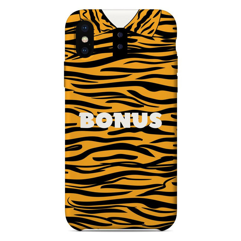 Hull City 1992/93 Home Shirt Phone Case