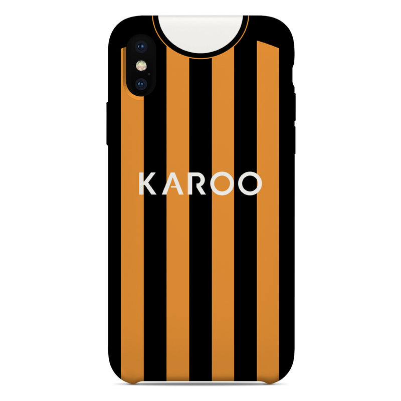 Hull City 2008/09 Home Shirt Phone Case