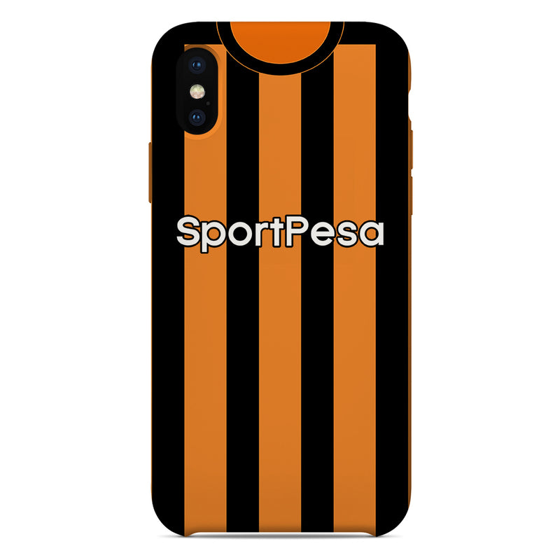 Hull City 2017/18 Home Shirt Phone Case