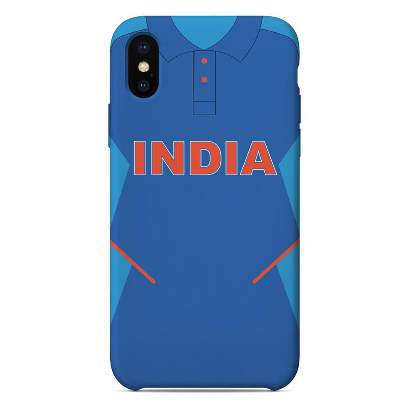 India Cricket 2018 ODI Shirt Phone Case