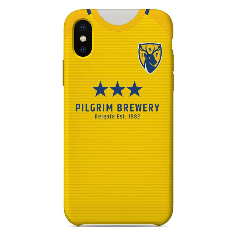 International Surrey F.C. 2018/19 Home Shirt Phone Case