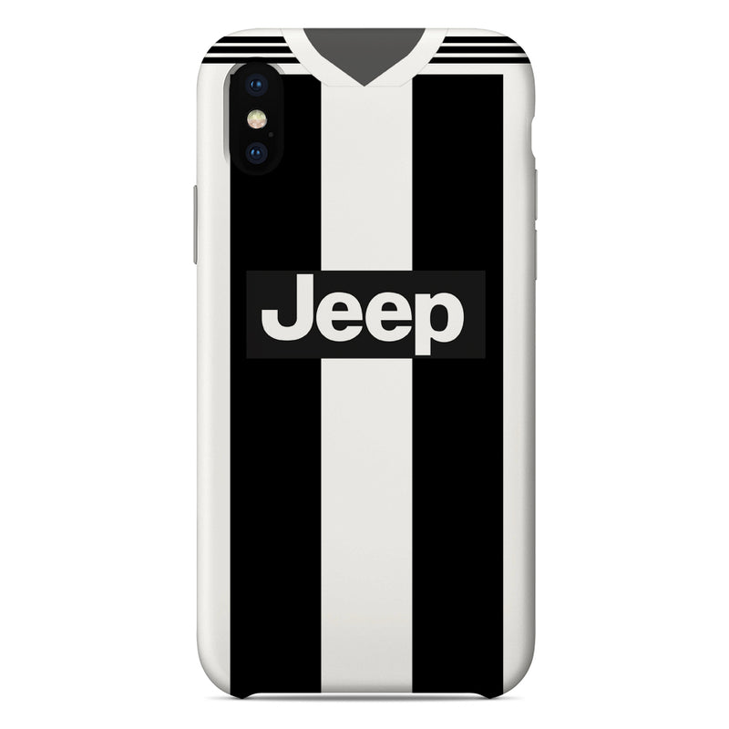 Juventus 1988/89 Home Shirt Phone Case
