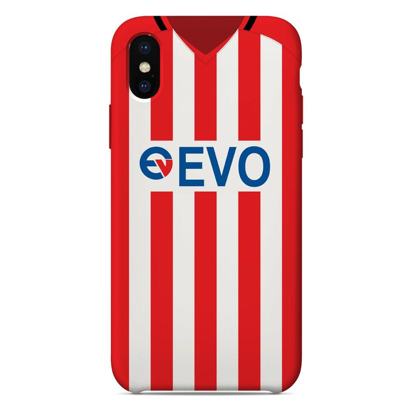 Kickers Offenbach 2018/19 Home Shirt Phone Case