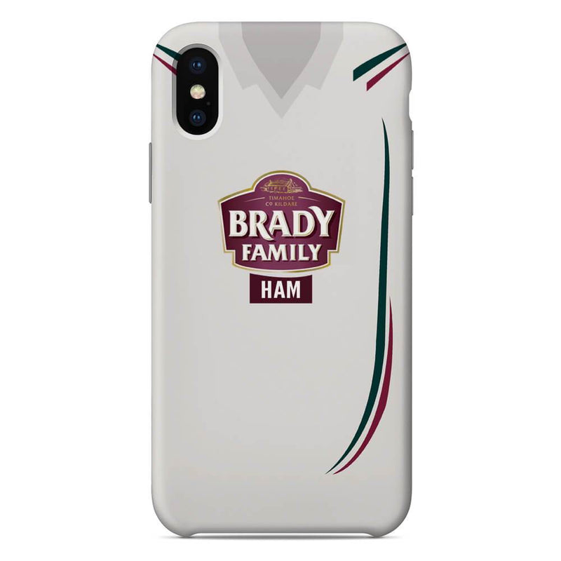 Kildare Camogie 2018 Home Shirt Phone Case
