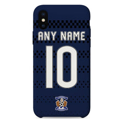 Kilmarnock F.C. 1991-1993 Home Shirt Phone Case