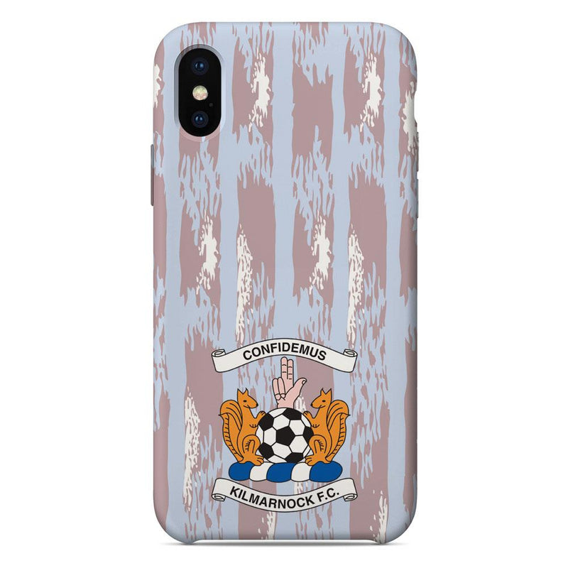 Kilmarnock F.C. Crest 1991 Away Phone Case