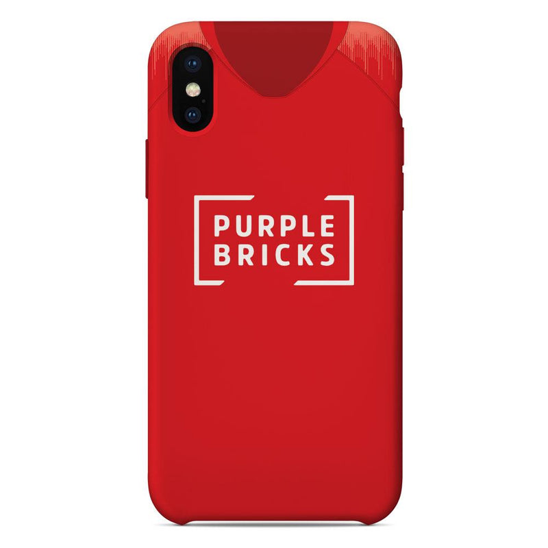 Larne 2019/20 Home Shirt Phone Case