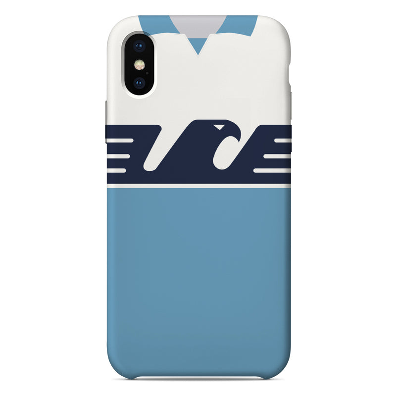 Lazio 2018/19 Home Shirt Phone Case