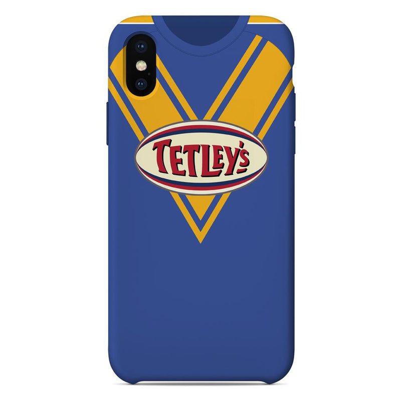 Leeds Rhinos 2006 Home Shirt Phone Case