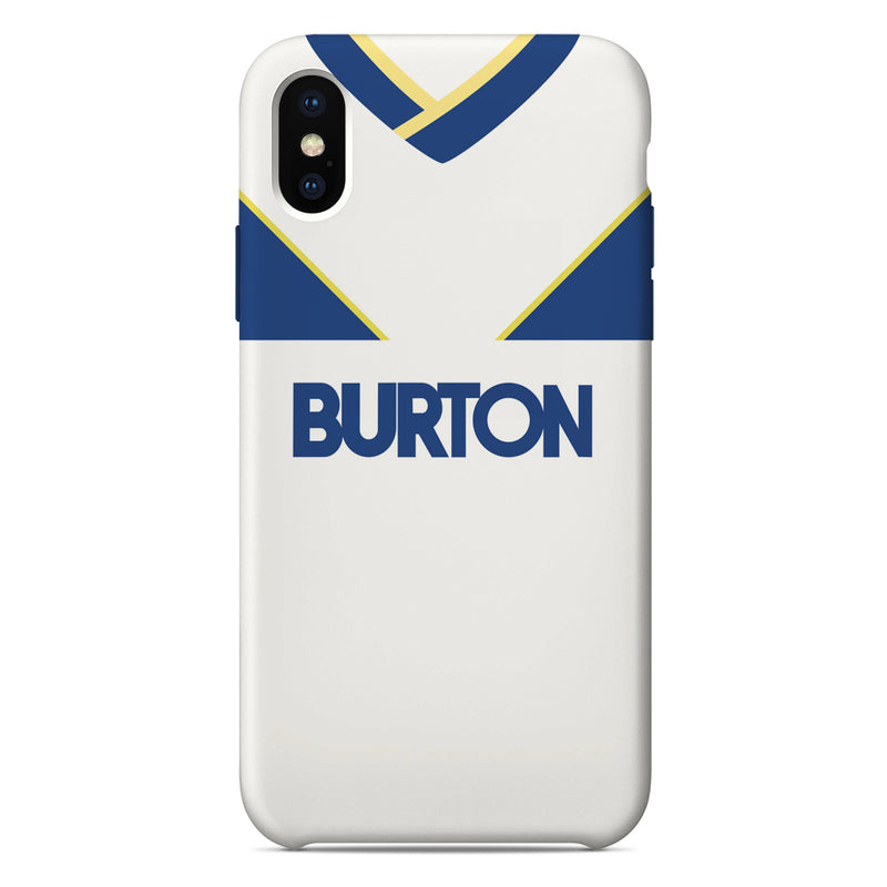 Leeds United 1986-88 Home Shirt Phone Case