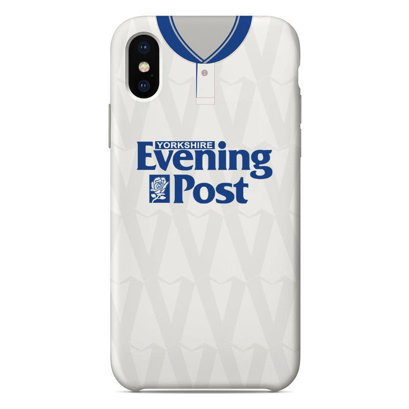 Leeds United 1991/92 Home Shirt Phone Case