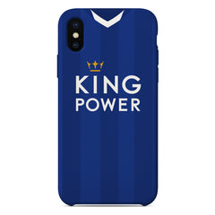 Leicester City 2015/16 Home Shirt Phone Case