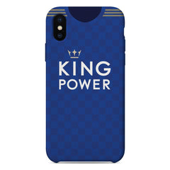 Leicester City 2019/20 Home Shirt Phone Case