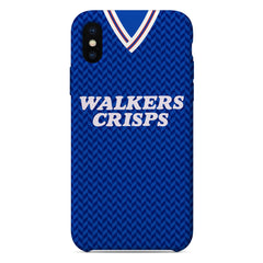 Leicester City 1987/88 Home Shirt Phone Case