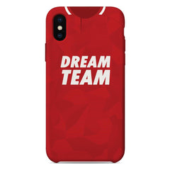 Leyton Orient 2018/19 Home Shirt Phone Case