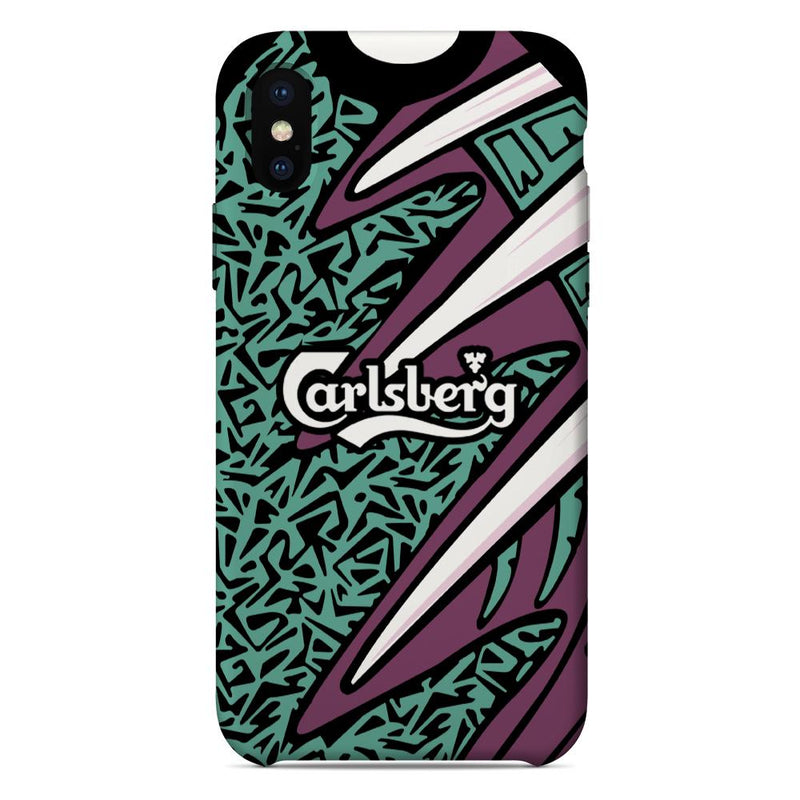 Liverpool 1995/96 Goalkeeper Shirt Phone Case