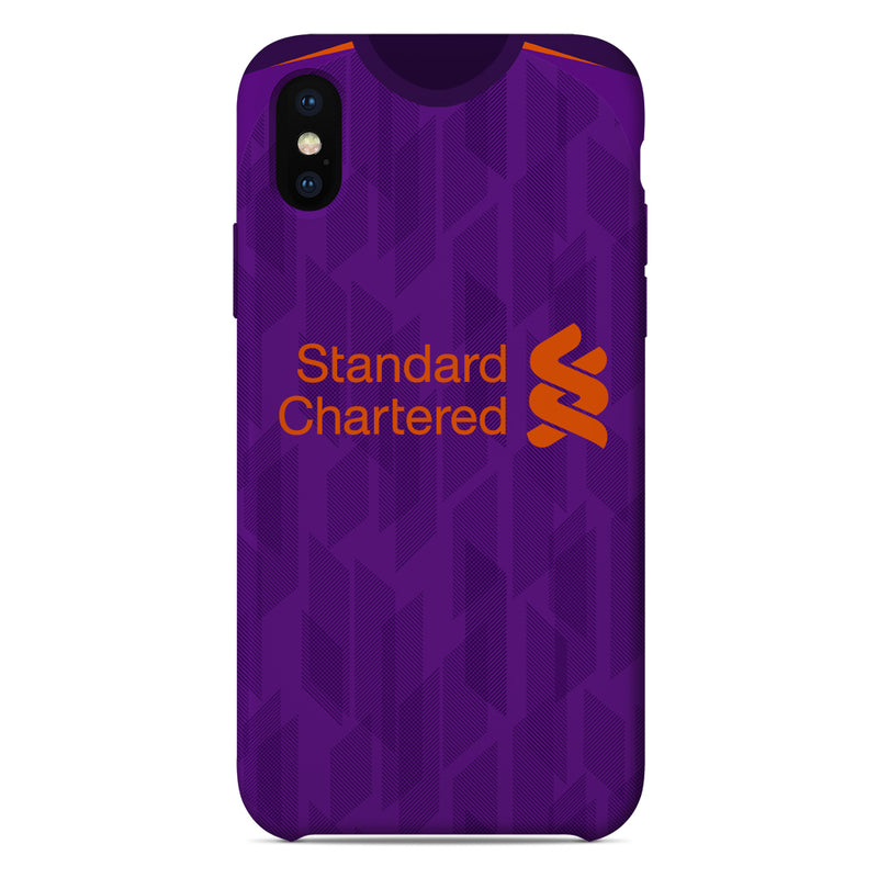 Liverpool 2018/19 Away Shirt Phone Case