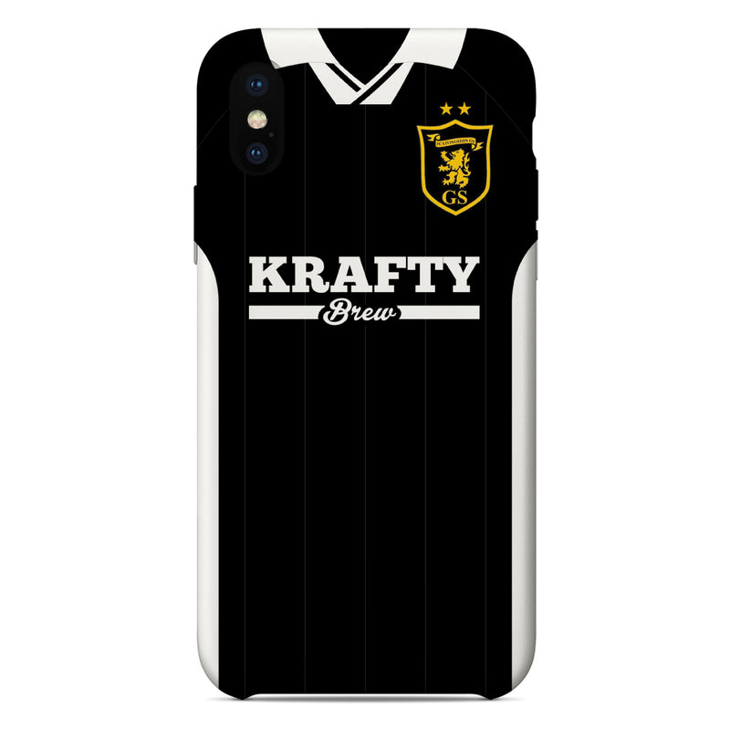 FC Livingston GS Away Shirt Phone Case