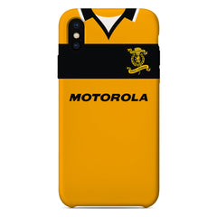 Livingston F.C. 2001/02 Home Shirt Phone Case