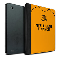 Livingston F.C. 2003-2004 Home Shirt iPad Case