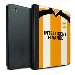 Livingston F.C. 2004-2005 Home Shirt iPad Case