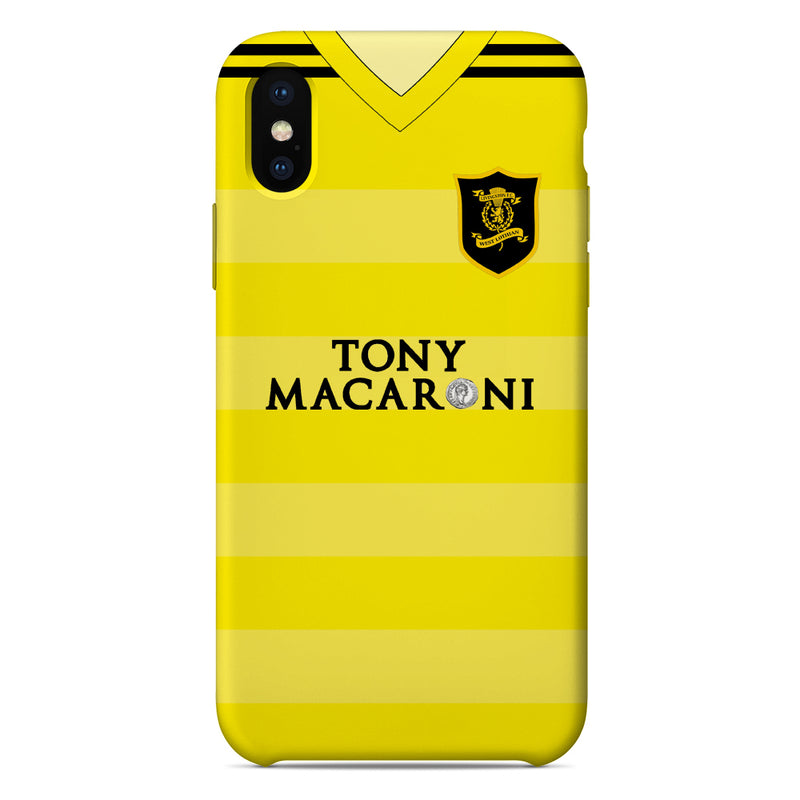 Livingston F.C. 2017/18 Away Shirt Phone Case