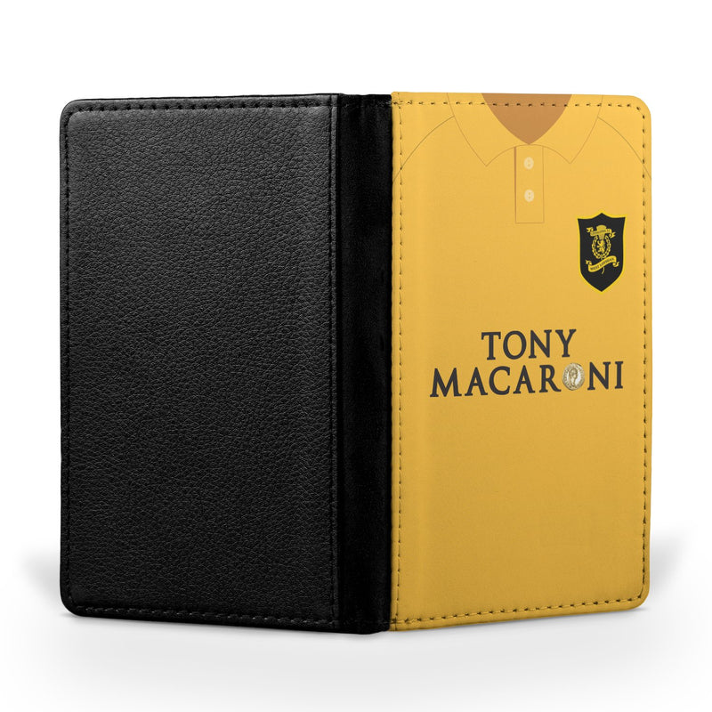 Livingston F.C. 2018/19 Home Shirt Passport Case