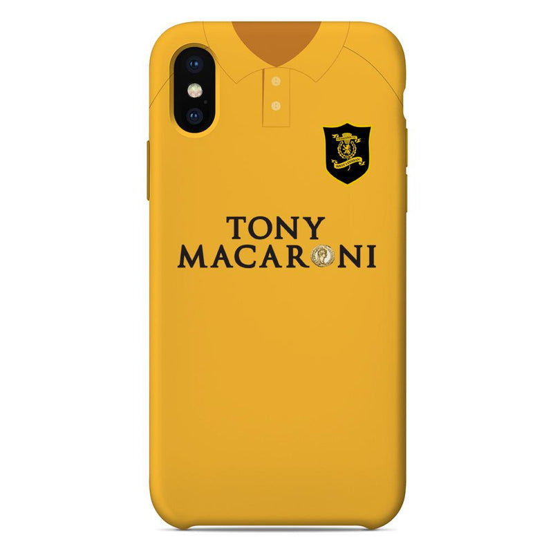 Livingston F.C. 1996/7 Away Shirt Phone Case