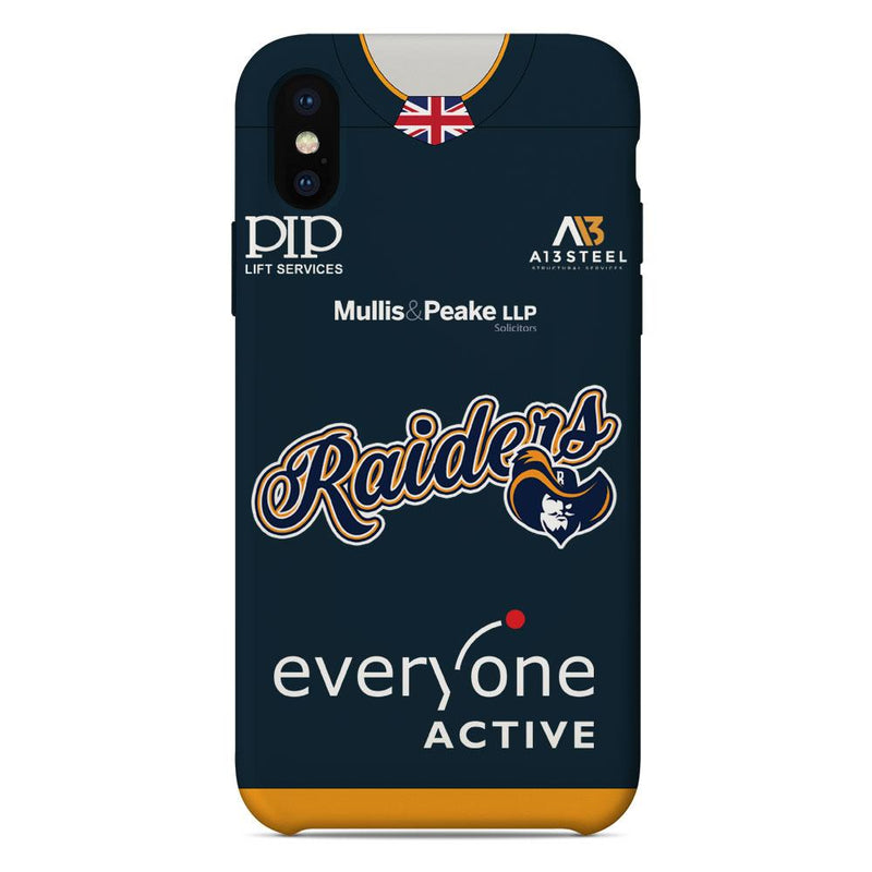 Raiders 2019/20 Away Jersey Phone Case