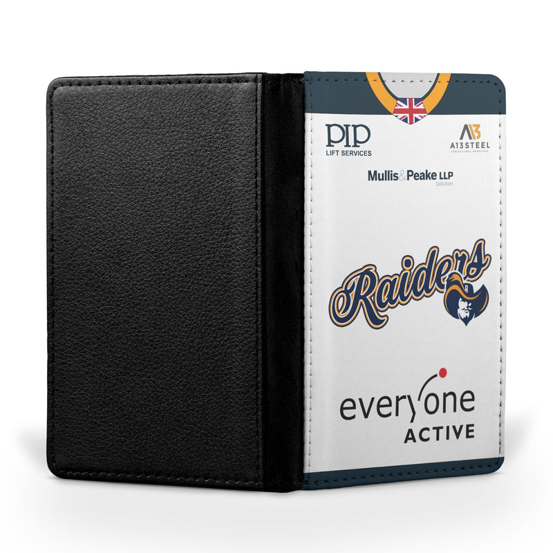 Raiders 2019/20 Home Jersey Passport Case