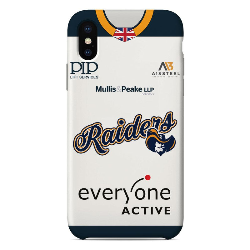 Raiders 2019/20 Home Jersey Phone Case
