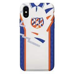 Luton Town 1991/92 Home Shirt Phone Case