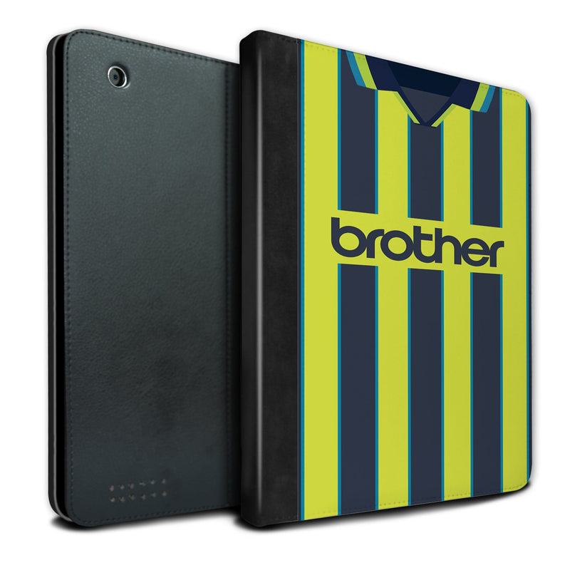Manchester City 1983-1984 Home Shirt iPad Case