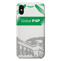 Melbourne Shamrocks Hurling 2018 Home Shirt Phone Case