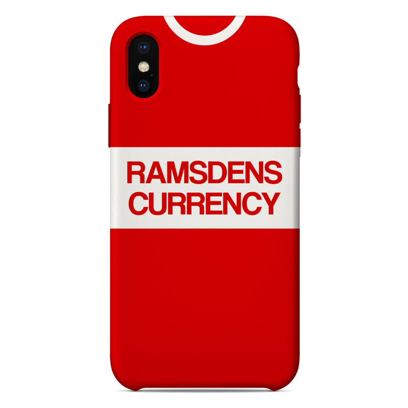 Middlesbrough 2017/18 Home Shirt Phone Case