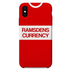 Middlesbrough 1988-1990 Home Shirt Phone Case