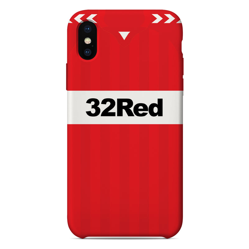 Middlesbrough 2018/19 Home Shirt Phone Case