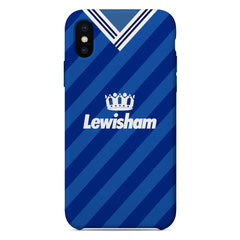 Millwall 1988/89 Home Shirt Phone Case